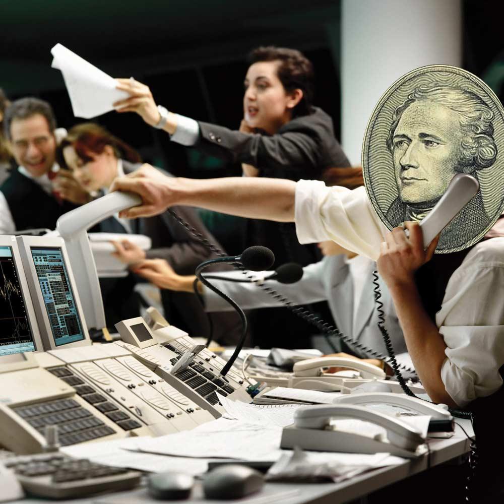 Биржа как организатор торговли ценными бумагами