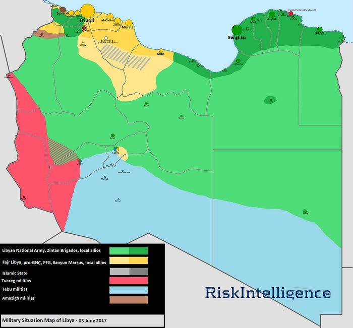 Цены на нефть растут на фоне бомбардировок в ливии