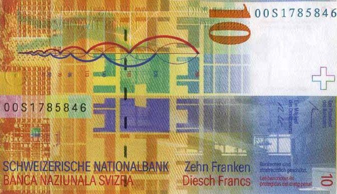 Chf - что за валюта и где ее используют?