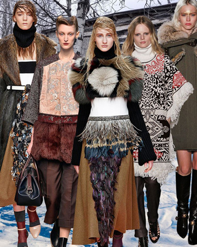 Что модно зимой 2015: главные тренды холодного сезона