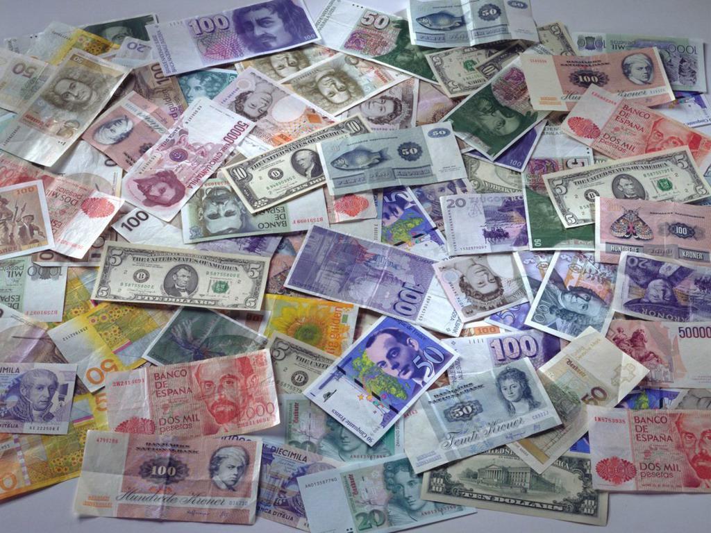 Что с валютой