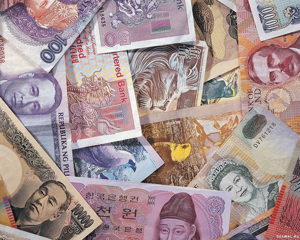 Что такое иностранная валюта