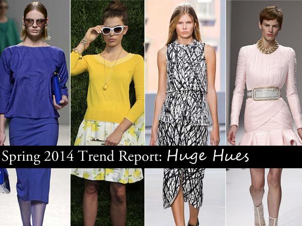 Что в тренде весной 2014