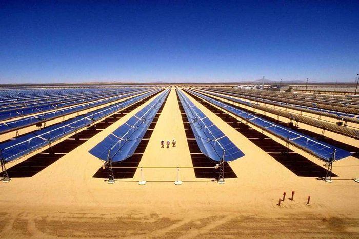 Ебрр одолжил казахстану на первую солнечную электростанцию