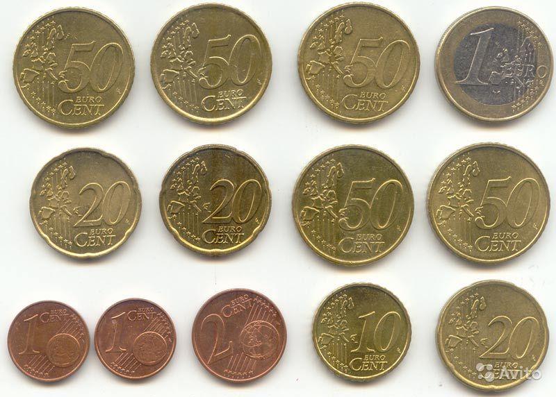 Евро как валюта