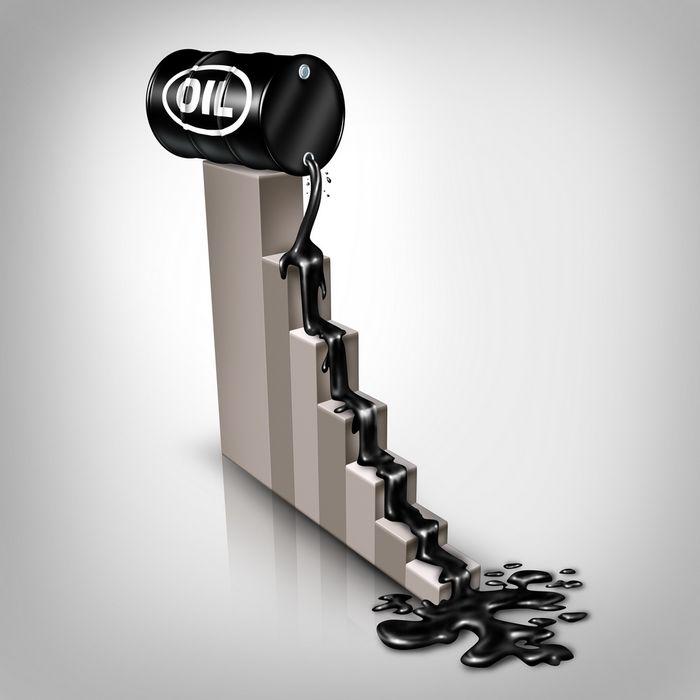 Фьючерсы на нефть падают накануне встречи опек