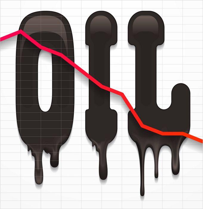 Фьючерсы на нефть упали из-за опасений относительно спроса сша