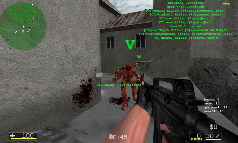 Игры стрелялки как контр страйк