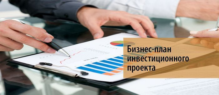 Инвестиционный бизнес план (бизнес-проект)