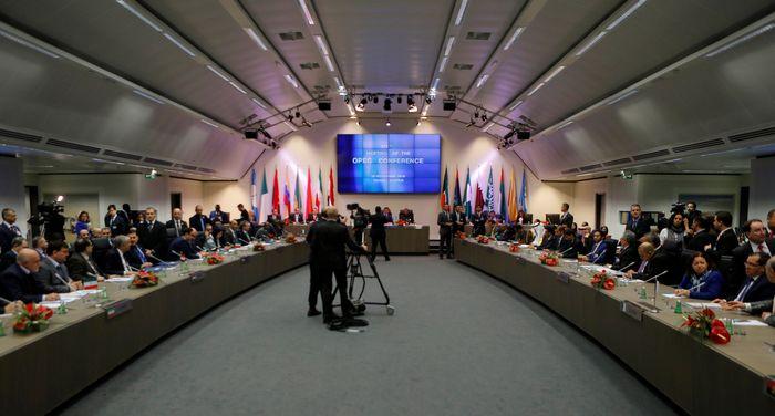 Экспертный комитет опек проведет встречу сегодня в вене