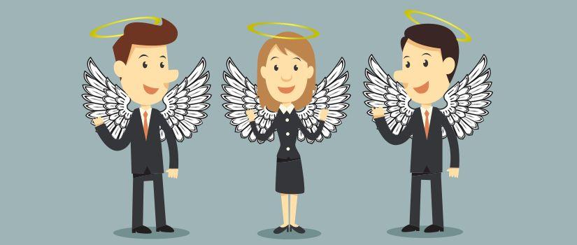 Как найти бизнес-ангела в россии?