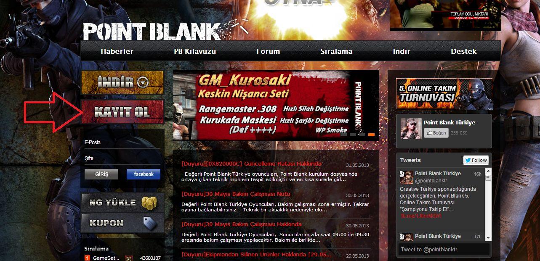 Как скачать турецкий поинт бланк