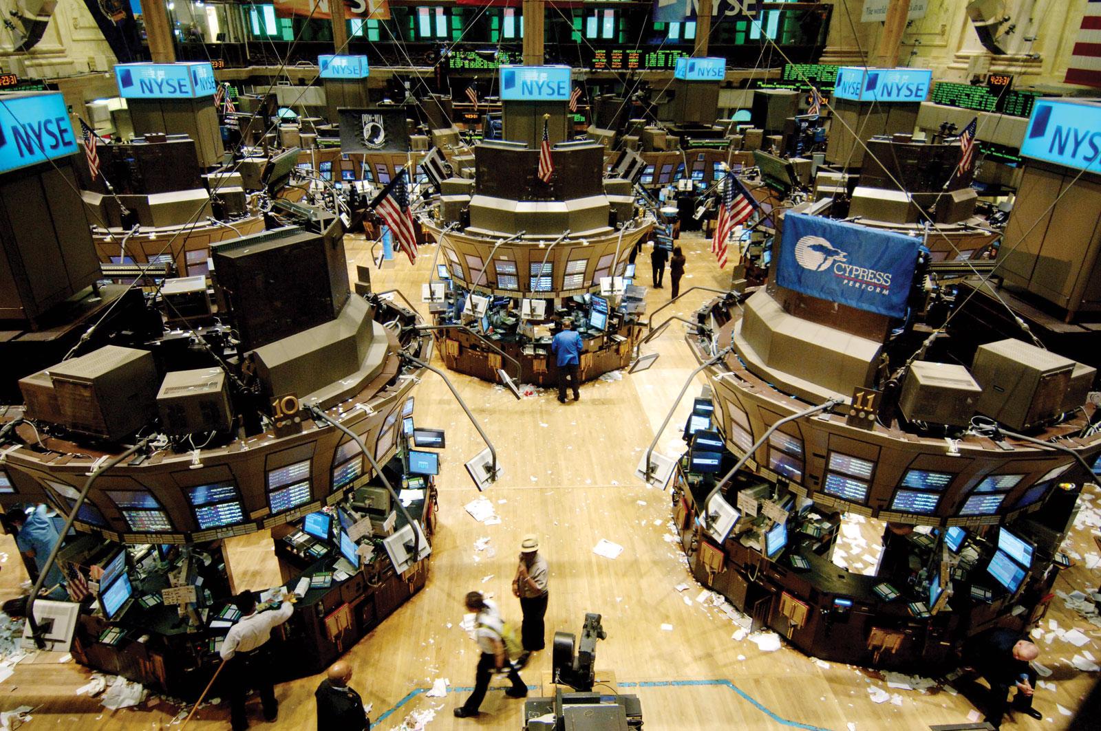 Как торговать на американском рынке акций?