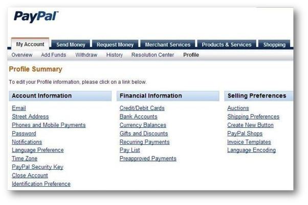 Как удалить paypal аккаунт и закрыть счет