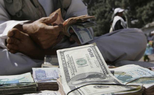 Как зарабатывают менялы валют