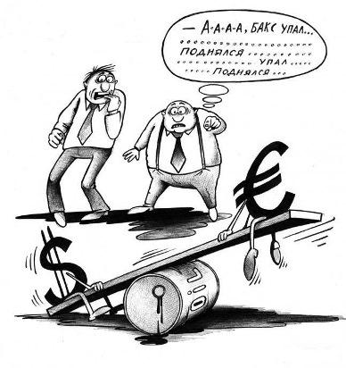 Как заработать на изменении курса валют