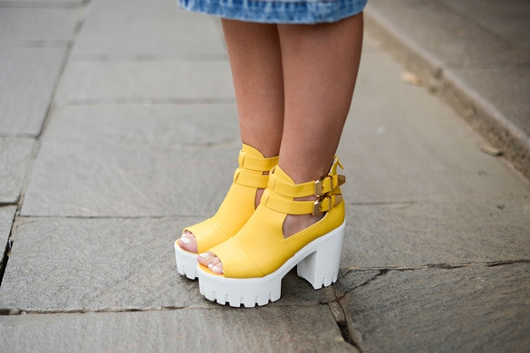 Какая обувь сейчас в тренде