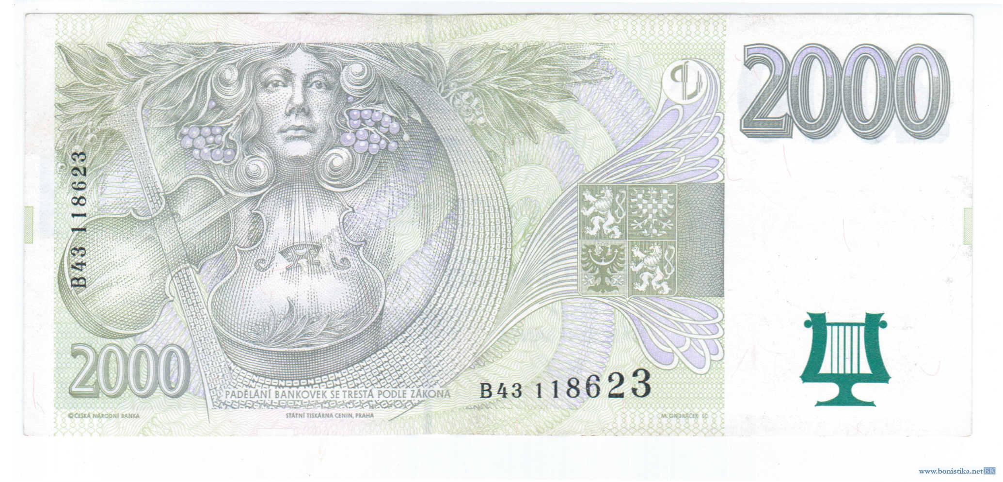 Какая валюта в чехии