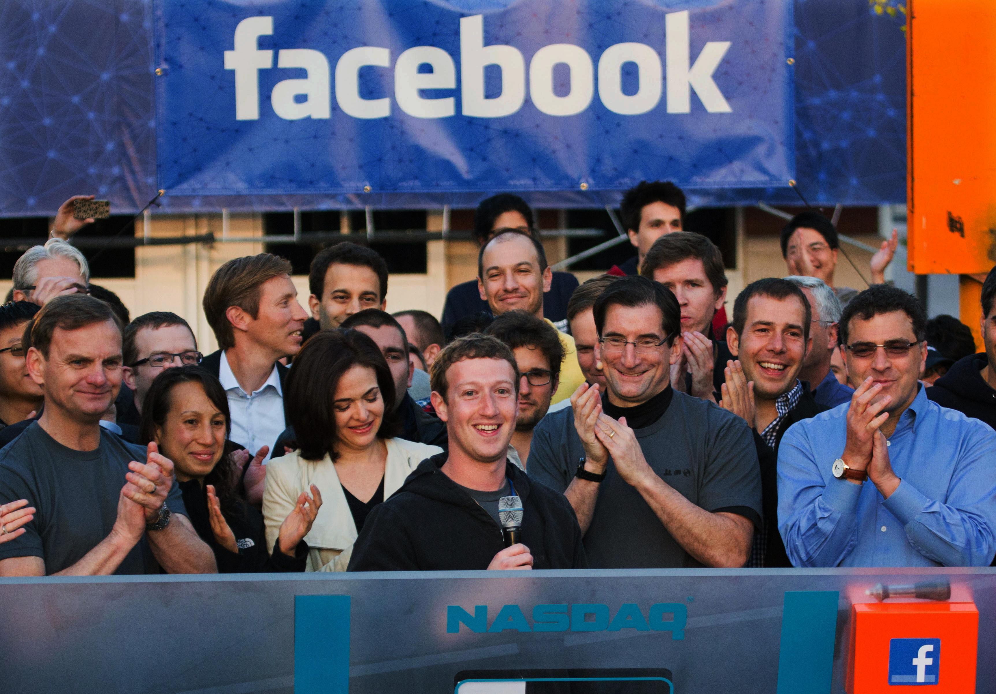 Купить акции facebook! зачем?