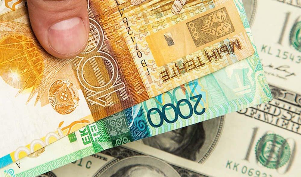 Курс доллара к тенге резко вырос в казахстане