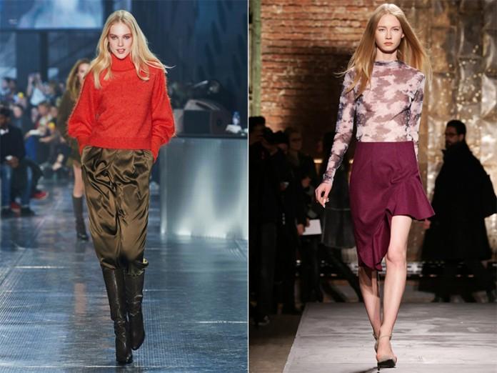 Мода 2015: тенденции и тренды (фото)
