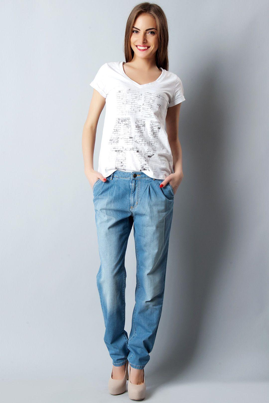 Модные джинсы 2015. 8 трендов