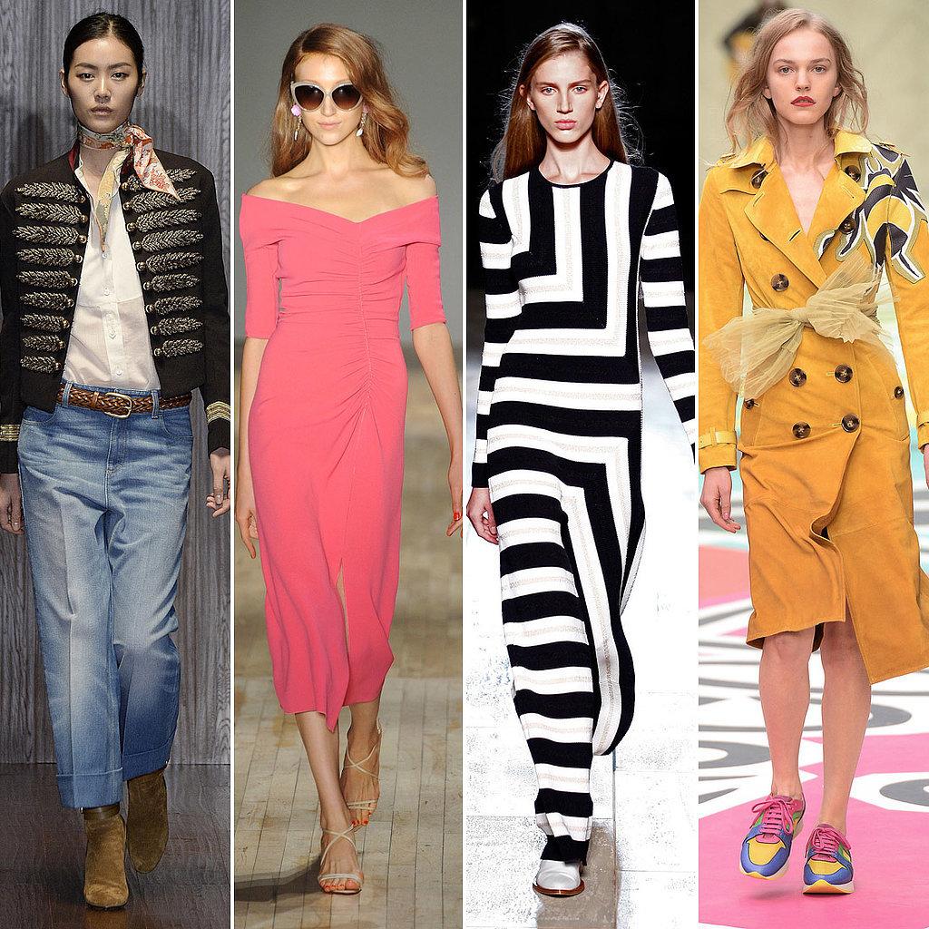 Модные тенденции 2015. 10 главных трендов