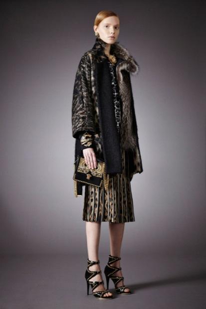Модные тенденции осень 2014