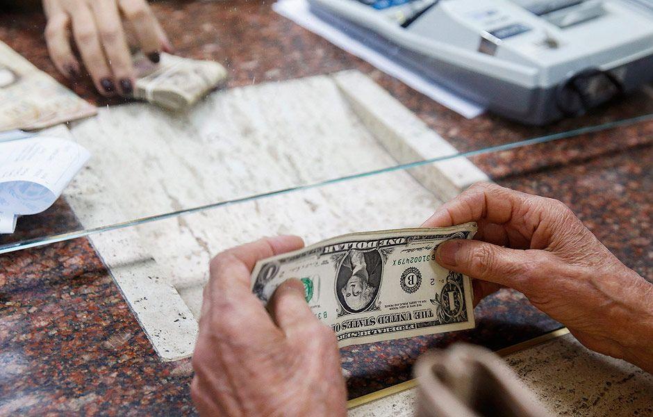 Налог на покупку валюты