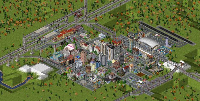 Пять компьютерных игр, где можно построить свой город