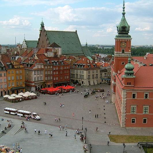 Польша. особенности и достопримечательности.