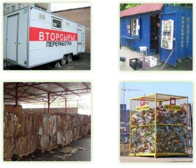 Рекомендации о организации сбора, закупа и переработки вторсырья