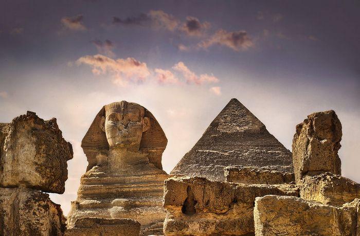 С какой валютой ехать в египет