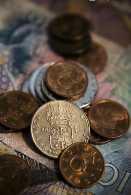 С какой валютой ехать в швецию