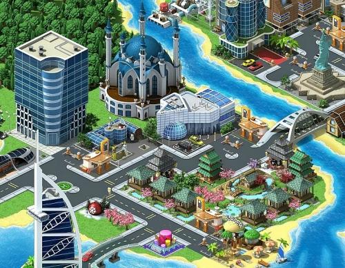 Секреты игры мегаполис в контакте
