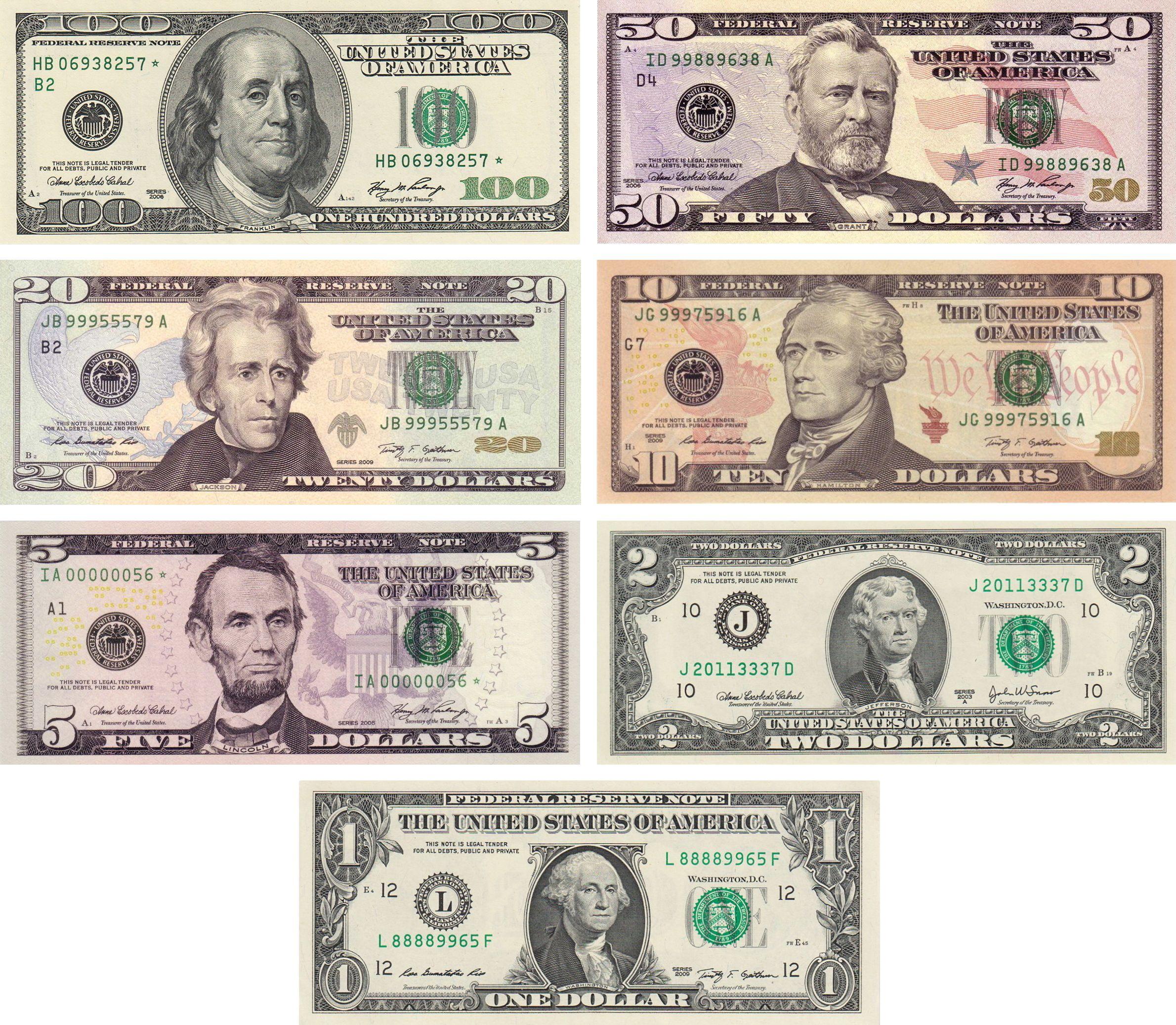 Usd какая валюта
