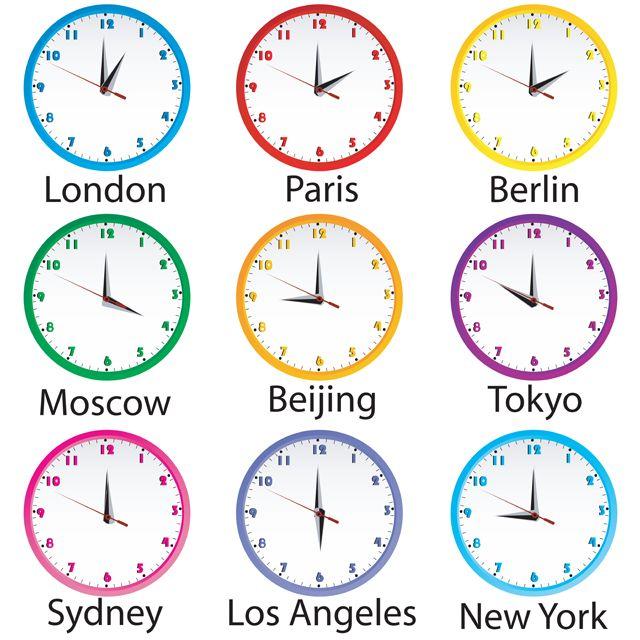 В какие часы работает forex?