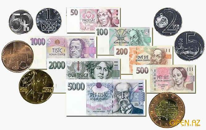 Валюта и деньги в праге (евро, кроны и т.д.)