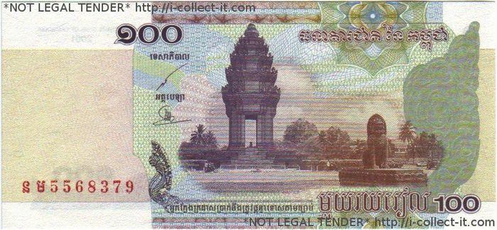 Валюта камбоджи, деньги, пластиковые карты, чеки