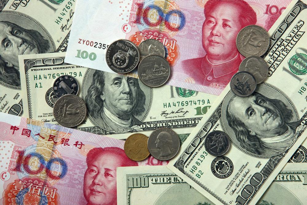 Валюта в китае