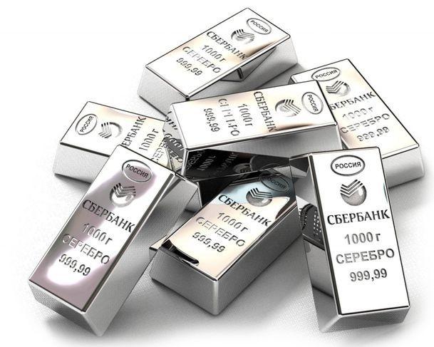Выгодное инвестирование в серебро