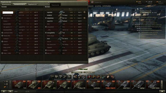 World of tanks что такое сток