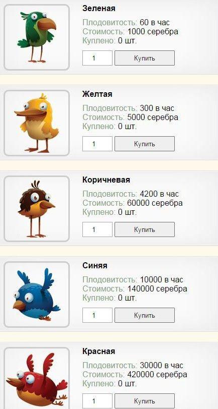 Заработок на яйцах: обзор проекта money-birds
